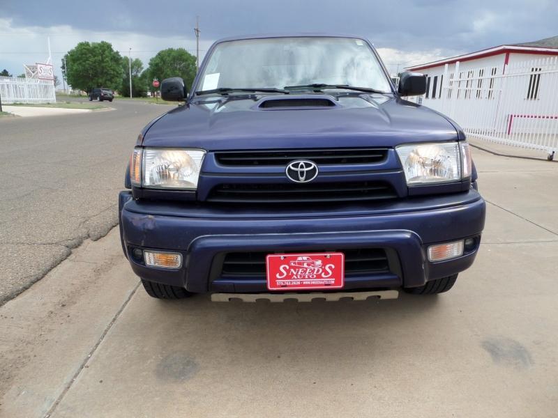 Toyota 4Runner 2002 price $5,450