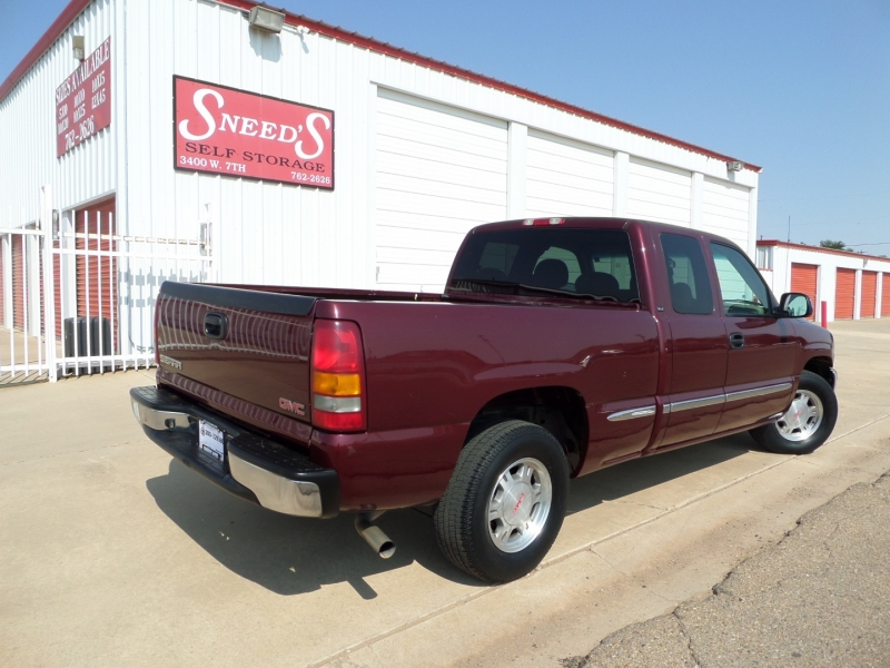 GMC Sierra 1500 2002 price $7,450