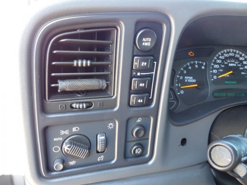 Chevrolet Silverado 1500 Crew Cab 2004 price $9,450