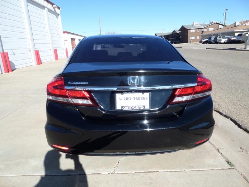 Honda Civic Sdn 2013 price $7,950
