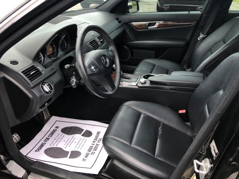 Mercedes-Benz C-Class 2010 price $10,990