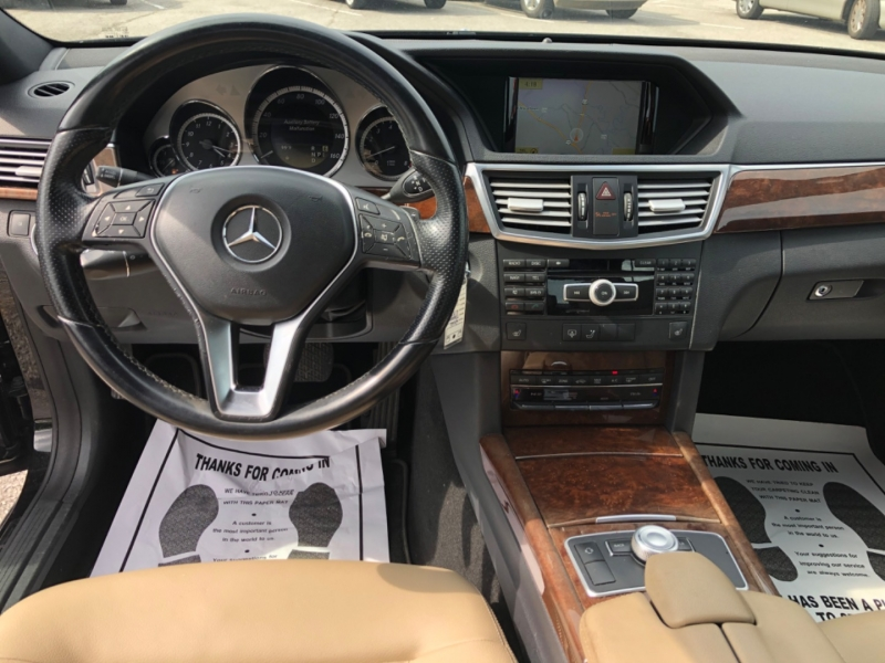 Mercedes-Benz E-Class 2012 price $10,990