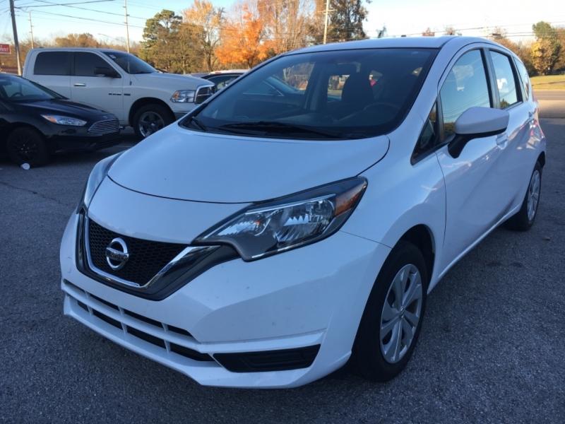 Nissan Versa Note 2019 price $9,990