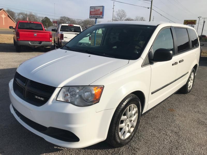 RAM Cargo Van 2014 price $6,990