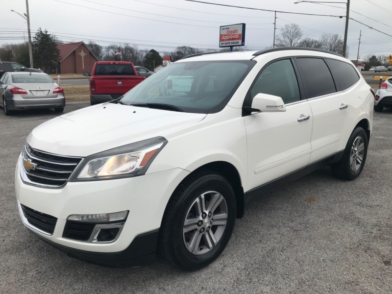 Chevrolet Traverse 2015 price $9,990