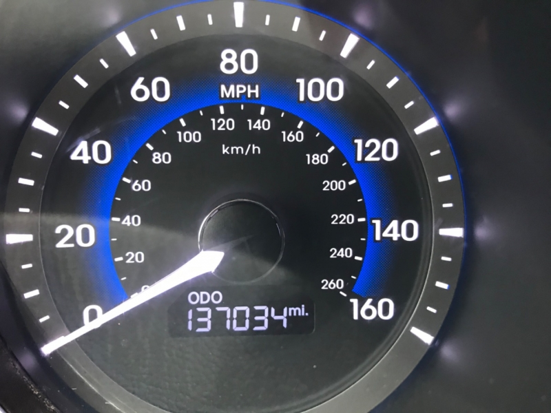 Hyundai Sonata Hybrid Limited 2013 price $7,990