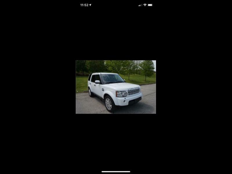 Land Rover LR4 2012 price $12,999