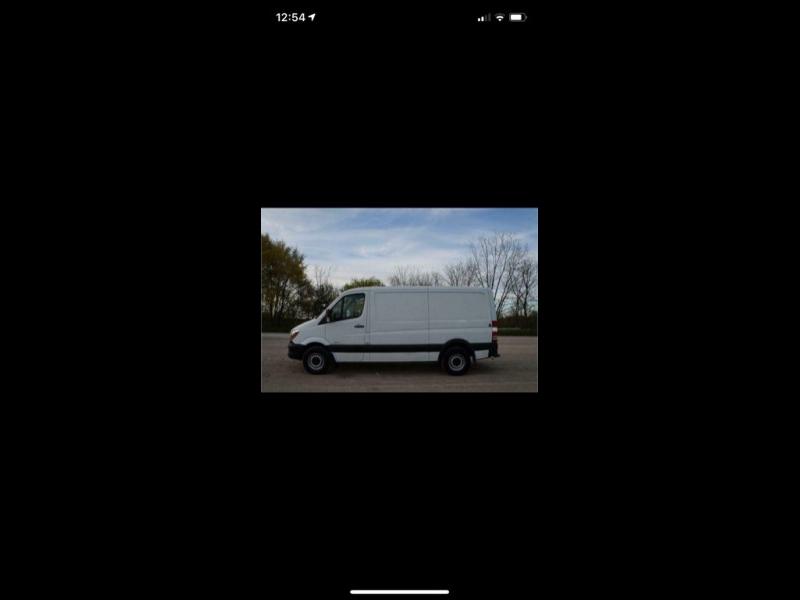 Mercedes-Benz Sprinter Cargo Vans 2015 price $12,999