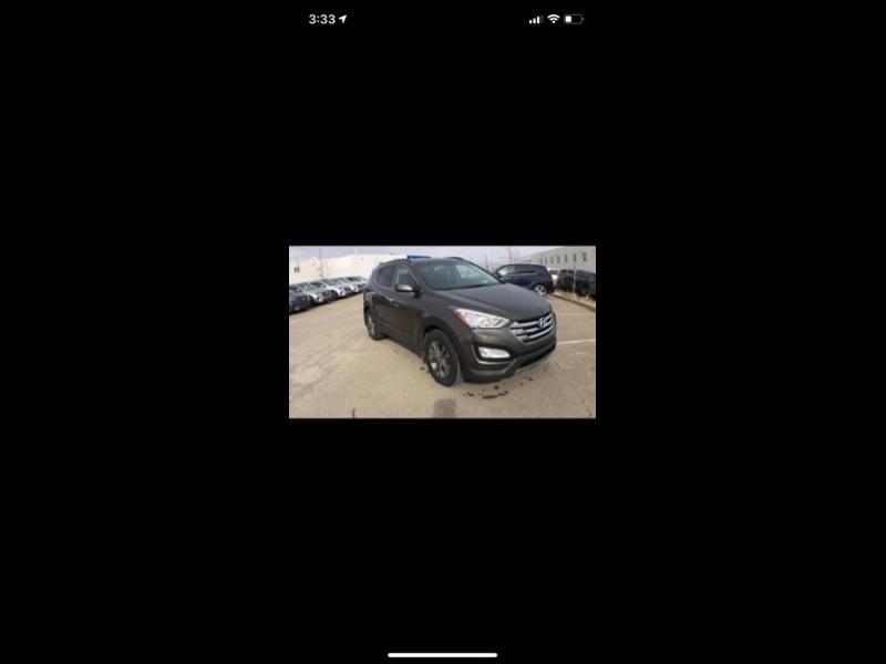Hyundai Santa Fe 2013 price $1,299