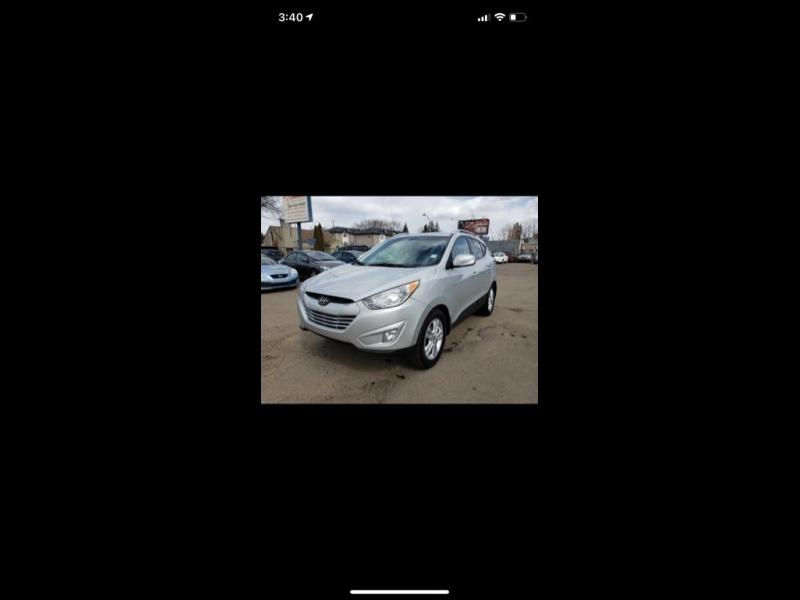 Hyundai Tucson 2011 price $1,399