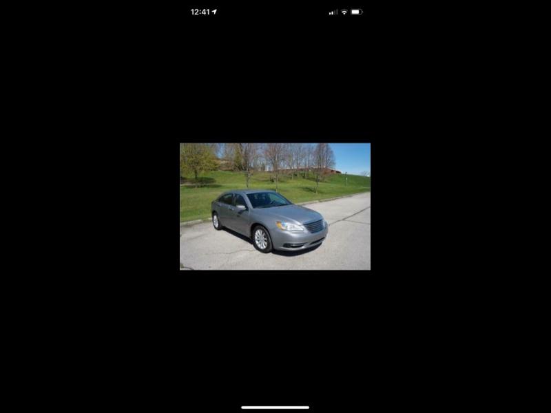 Chrysler 200 2014 price $8,999