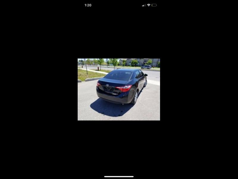 Toyota Corolla 2016 price $14,999