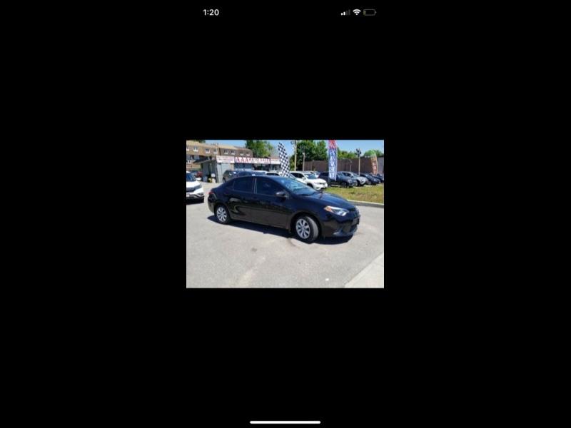 Toyota Corolla 2016 price $1,199