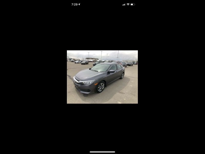 Honda Civic Hatchback 2017 price $1,399