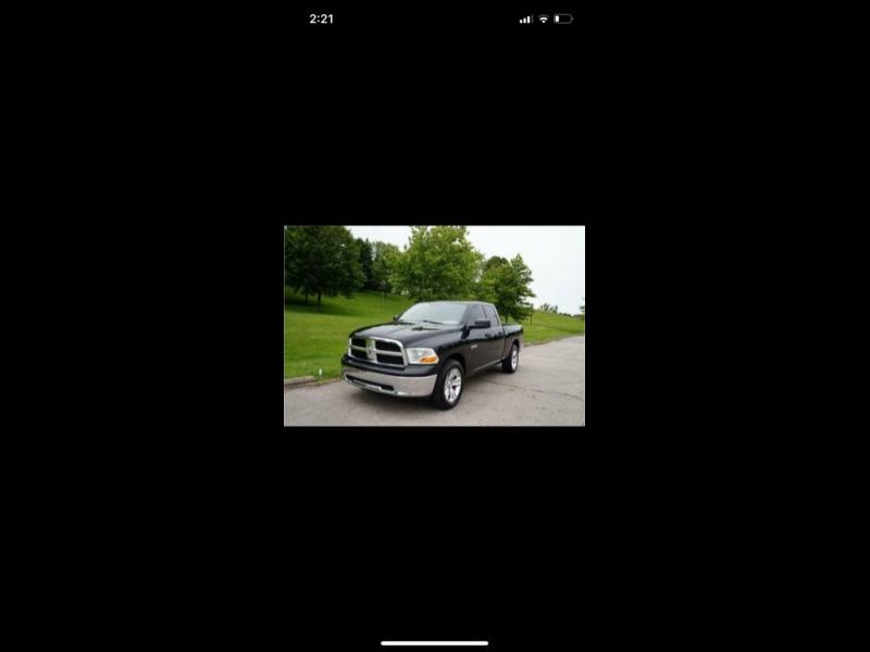 Dodge Ram 1500 2011 price $12,009
