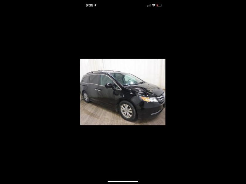 Honda Odyssey 2015 price $1,499