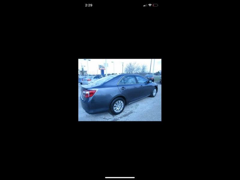 Toyota Camry 2014 price $7,999