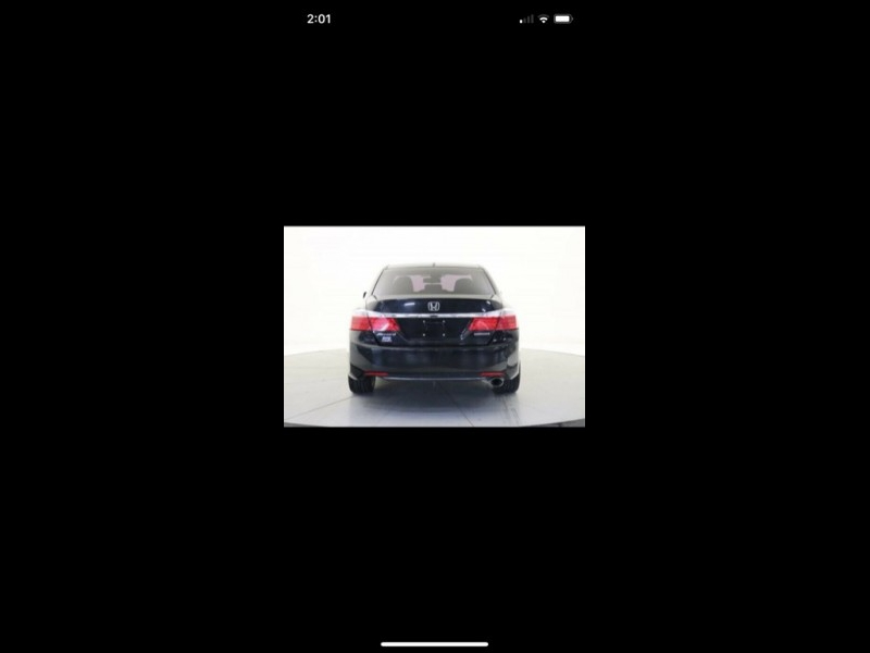 Honda Accord Sedan 2012 price $9,999