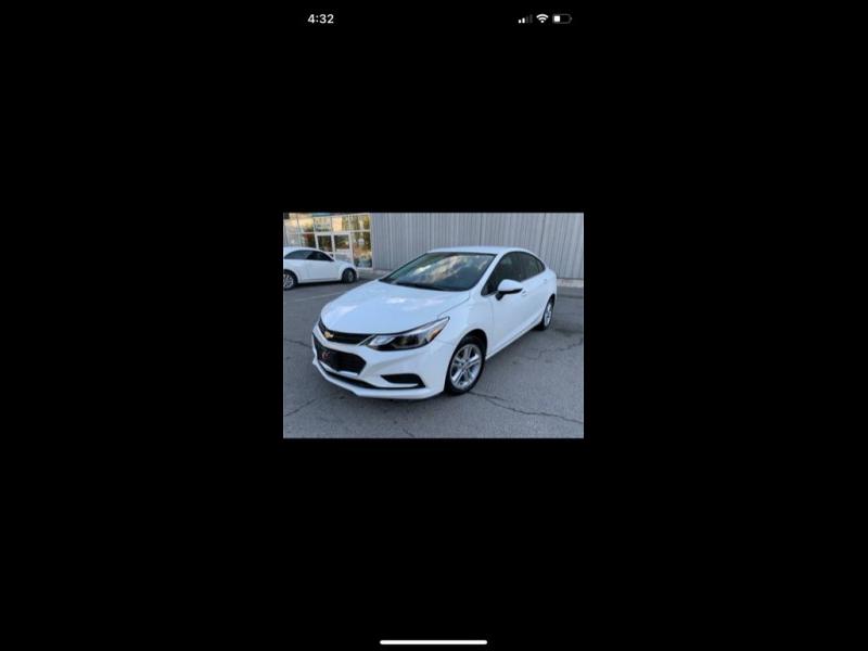 Chevrolet Cruze 2017 price $1,299