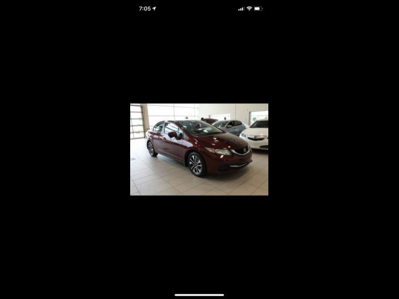 Honda Civic Sedan 2015 price $12,999