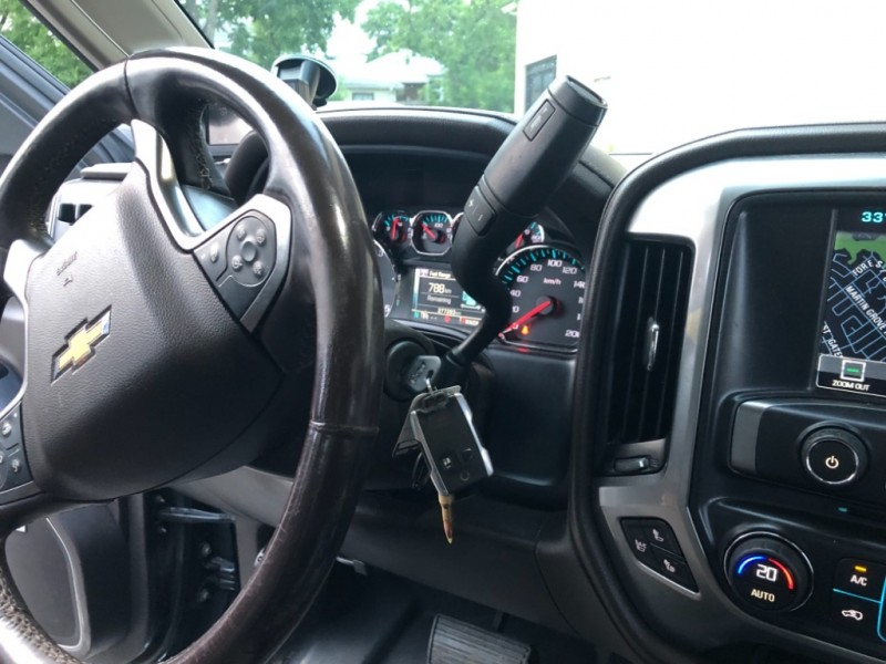 Chevrolet Silverado 2500HD 2015 price $5,009