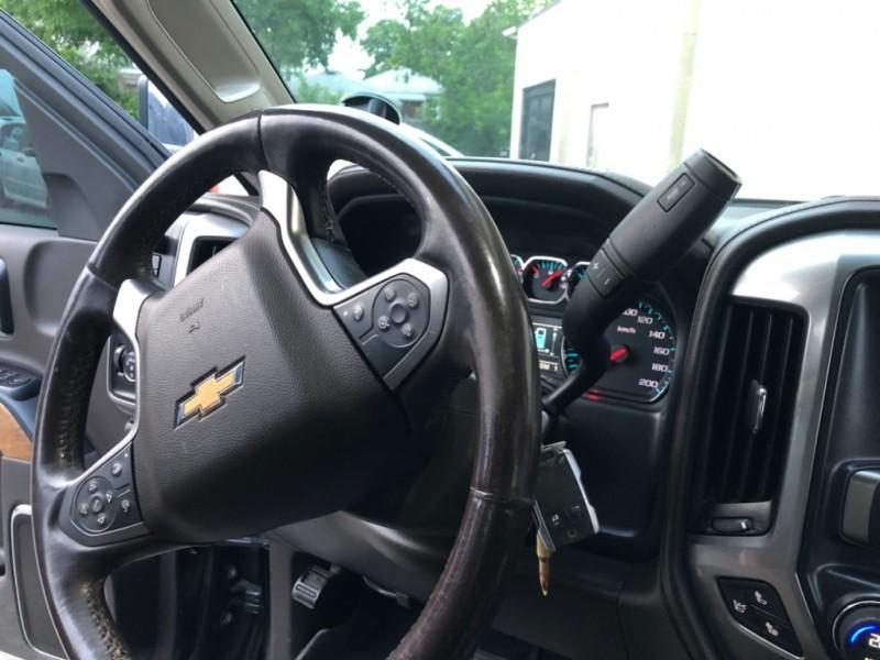 Chevrolet Silverado 2500HD 2015 price $1,399