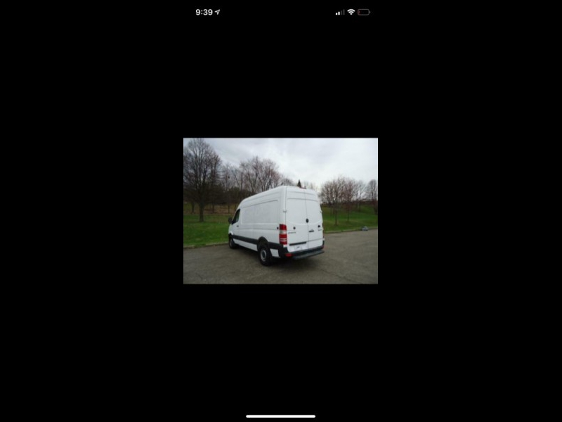 Mercedes-Benz Sprinter Cargo Vans 2014 price $1,299