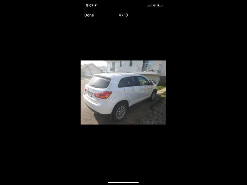 Mitsubishi Outlander 2013 price $1,799