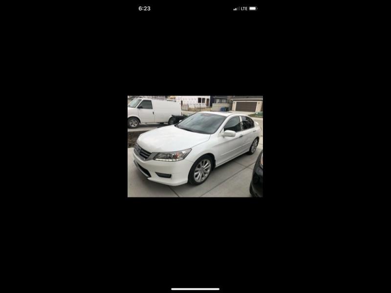 Honda Accord Touring 2014 price $12,999
