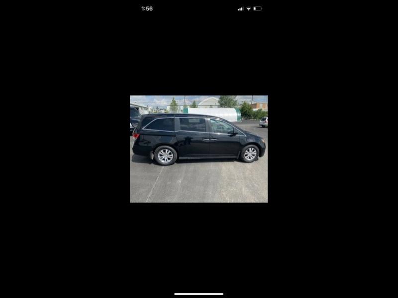 Honda Odyssey 2015 price $16,999