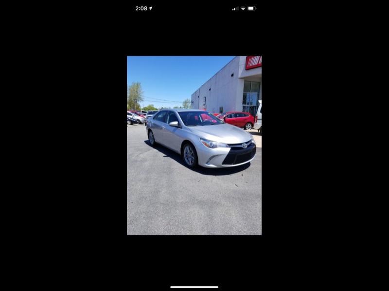 Toyota Camry 2015 price $749