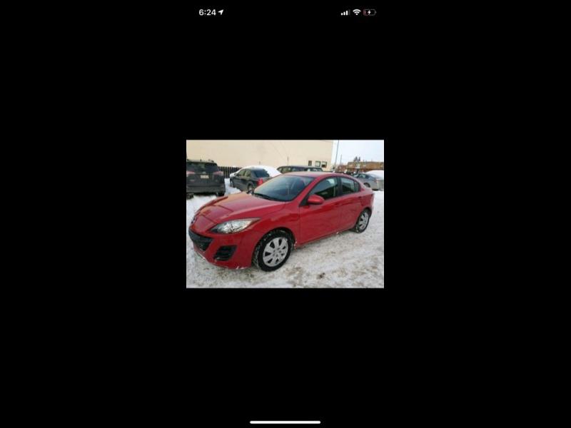 Mazda Mazda3 2011 price $1,398