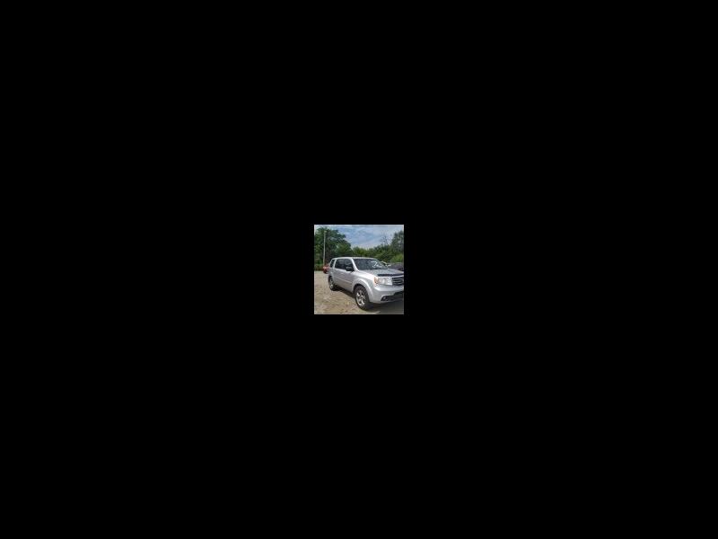 Honda Pilot 2012 price $7,999