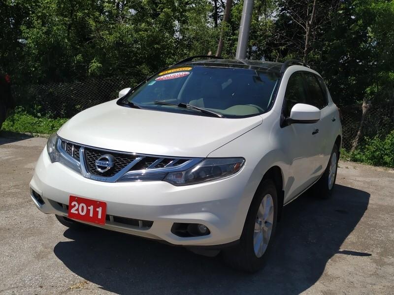 Nissan Murano 2011 price $1,299