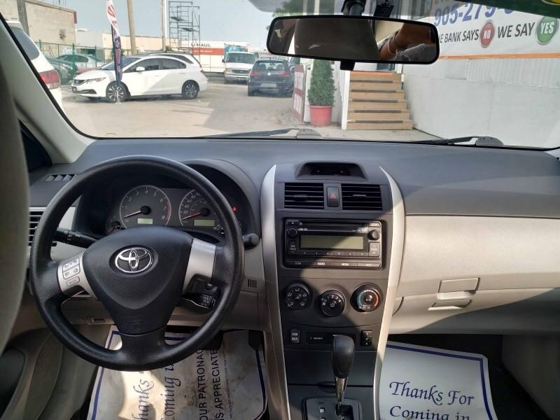 Toyota Corolla 2013 price $12,999