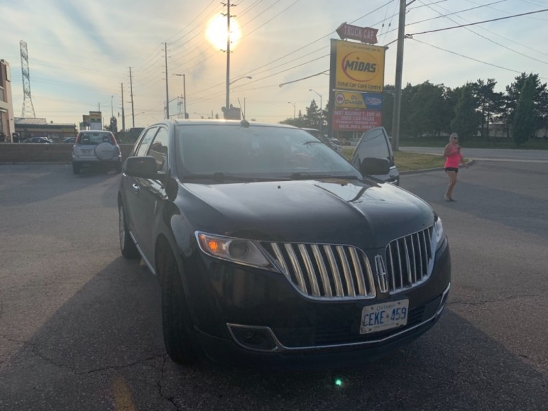 Lincoln MKX 2011 price $1,099
