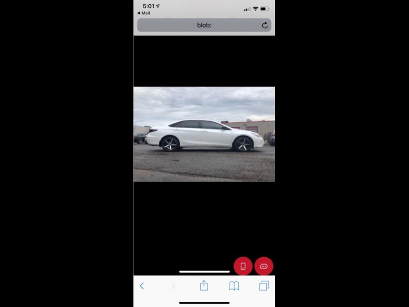 Toyota Camry 2015 price $11,199