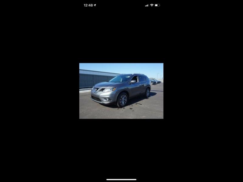 Nissan Rogue 2015 price $1,089
