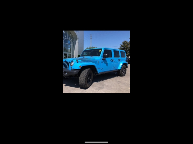 Jeep Wrangler Unlimited 2017 price $1,139