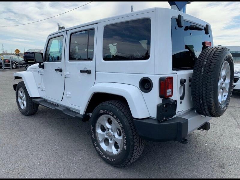 Jeep Wrangler Unlimited 2016 price $1,299