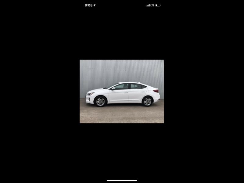 Hyundai Elantra 2019 price $10,999