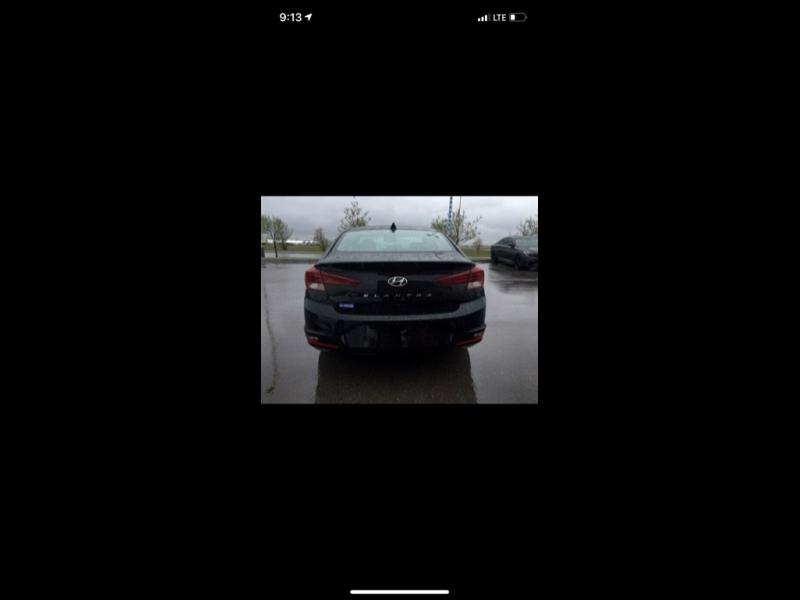 Hyundai Elantra 2019 price $1,259