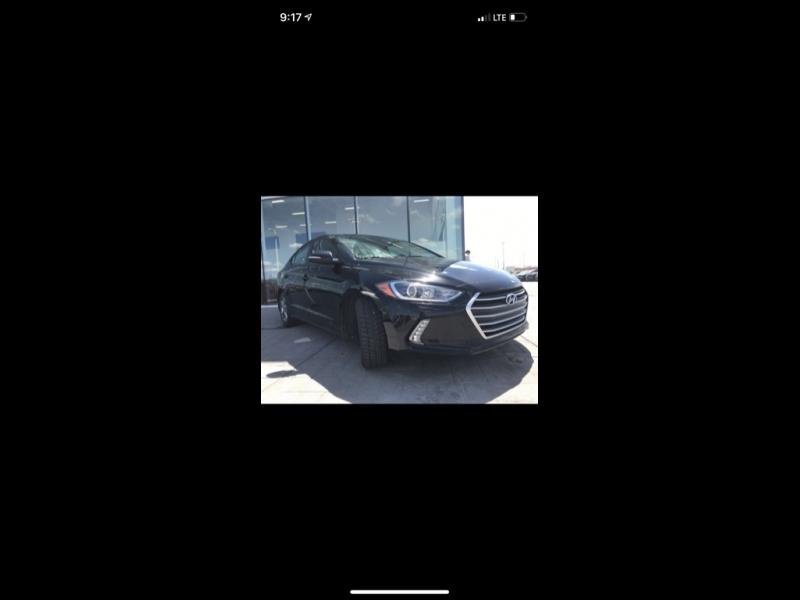 Hyundai Elantra 2017 price $1,599