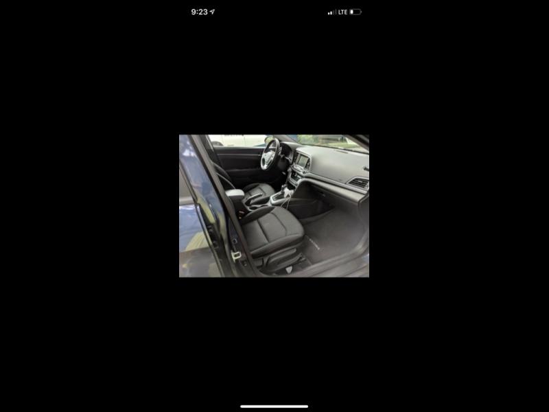 Hyundai Elantra 2017 price $1,099