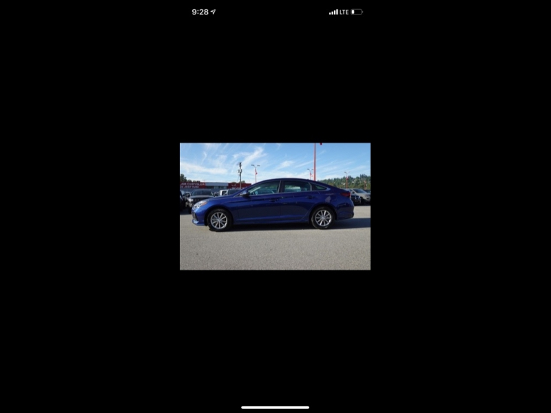 Hyundai Sonata 2019 price $17,599