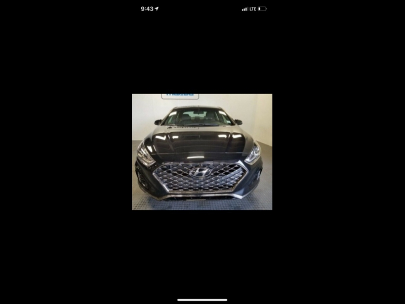 Hyundai Sonata 2019 price $1,359