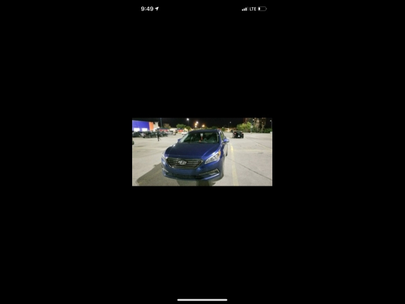 Hyundai Sonata 2016 price $1,499
