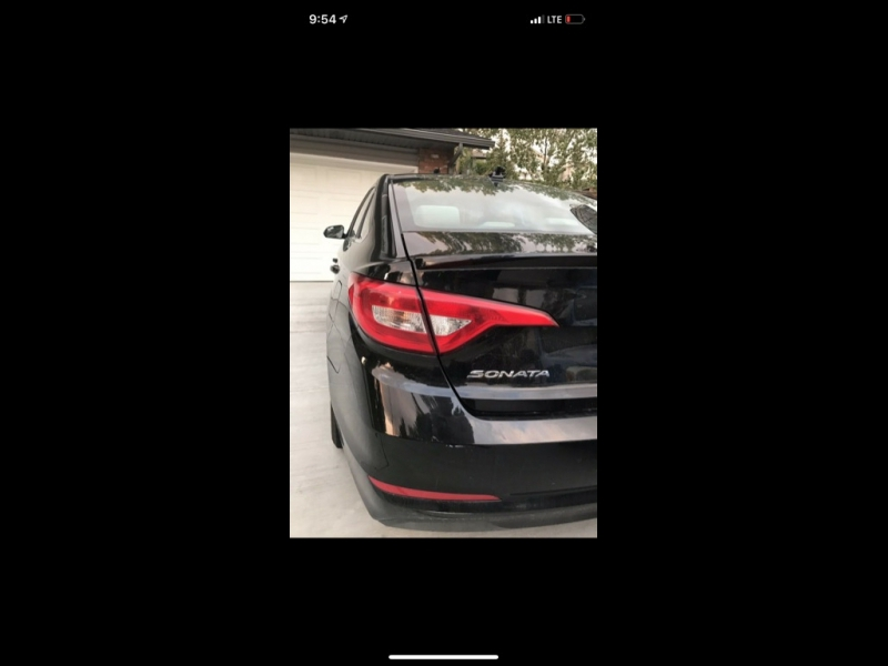 Hyundai Sonata 2015 price $1,109