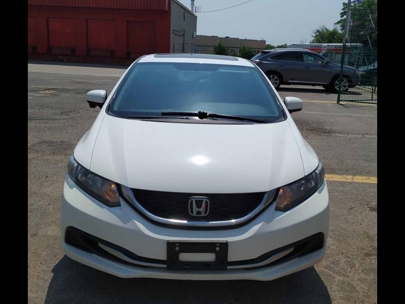 Honda Civic Sedan 2014 price $1,199