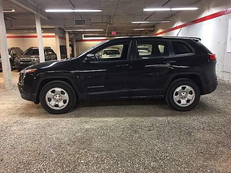 Jeep Cherokee 2014 price $1,199